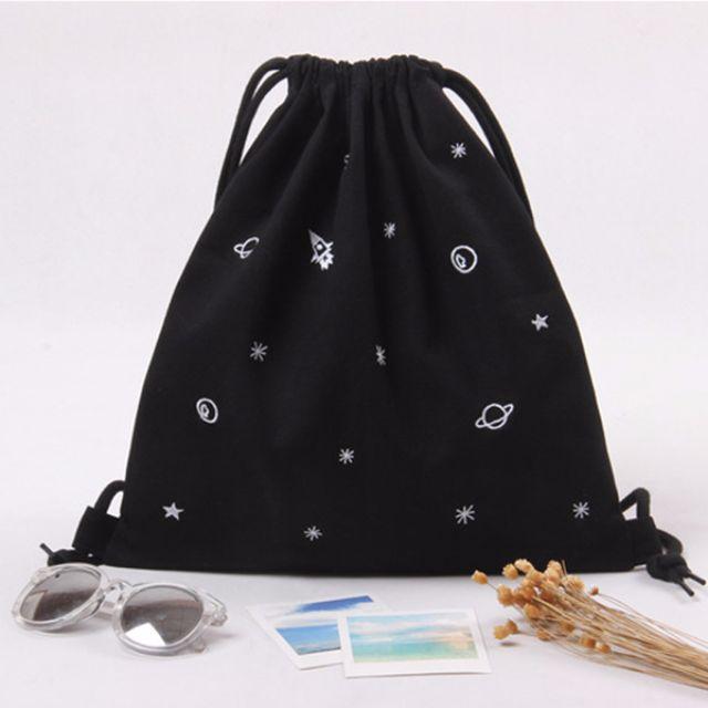 Universe Drawstring Bag (MONO)    Two Designs Available 5f49e3863
