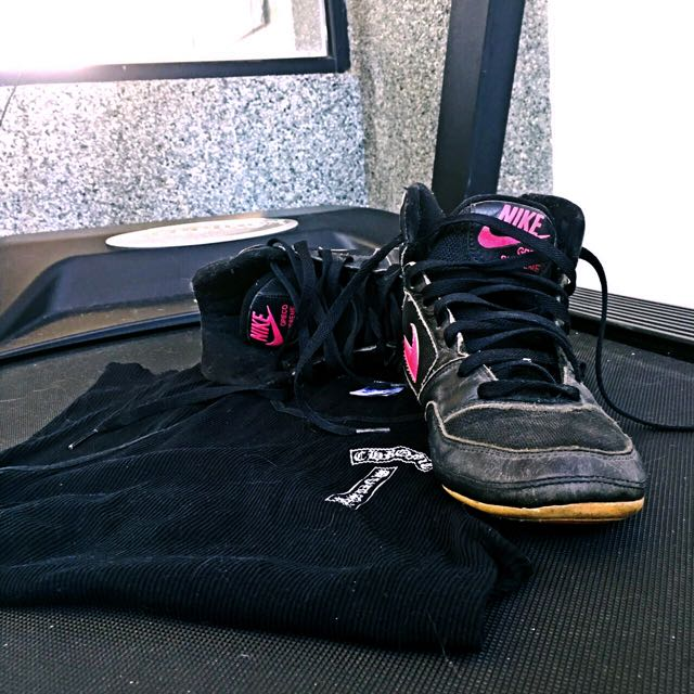 Nike 復古 拳擊鞋 Vintage Female Boxing Shoe