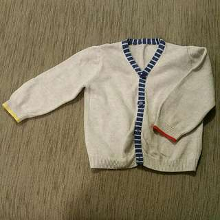 Mothercare Sweater Cardigan