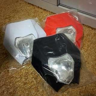 KTM Diamond Headlight. (Super bright)