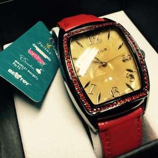 紅玫瑰手錶