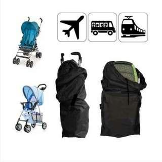 嬰兒推車收納袋 旅行袋 防塵袋 出門輕鬆帶