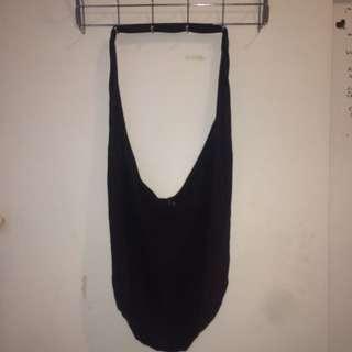 Long material bag