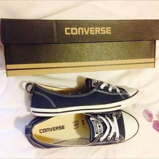 Converse Worn Once Brand New!!