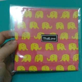 泰國帶回  可愛手帕