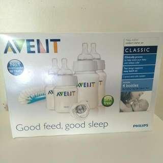 Avent Classic New Born Starter Set