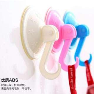 真空吸盤掛鉤 無痕掛鉤 可重複使用 廚房掛鉤 浴室掛鉤