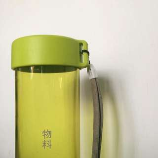 Material 物料 Water Bottle