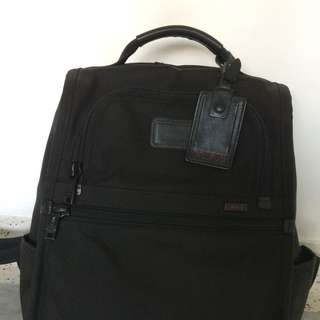 [Reserved] Tumi Classic Ballistic Nylon Backpack