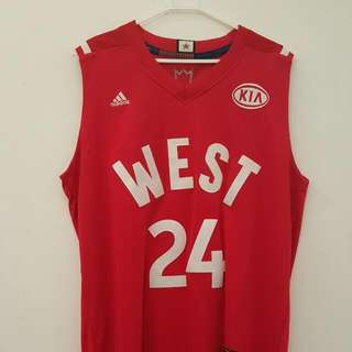 Kobe Bryant NBA Jersey