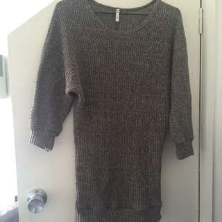Long Knit Shirts