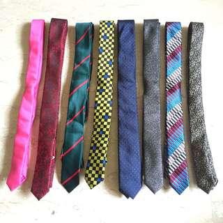 Assorted Branded Ties