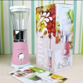 日本recolte Solo Blender Sante 果汁機RSB-2 輕巧時尚迷你隨行杯果汁機/機奶昔醬汁