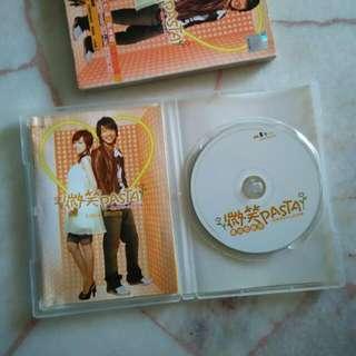 """💿 """"微笑Pasta"""" 电视原声带 CD+VCD"""