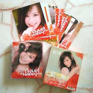 "💿 Cyndi ""Honey"" 正版专辑 CD+VCD"