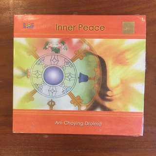 Brand New! Inner Peace By Ari Choking Drolma