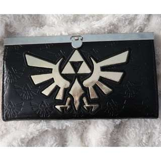 Legend of Zelda clutch purse