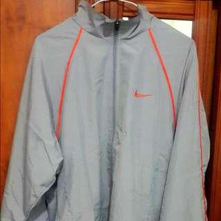 全新NIKE 運動籃球外套褲子 灰 XL.2XL各整套一套