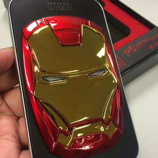 Ironman Powerbank 12000 Mah
