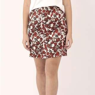 Mabel Slit Skirt