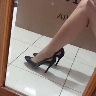 Zara 高跟鞋 37(23.5)