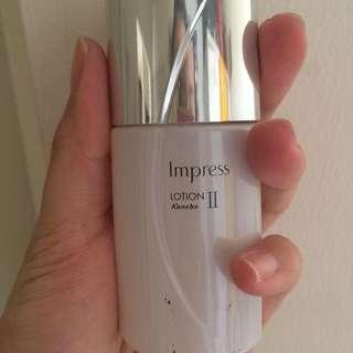 Kanebo Impress Lotion (25ml)