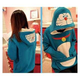 V Doraemon jaket