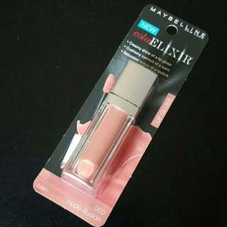 MAYBELLINEColor Elixir Lipgloss (Nude Illusion)