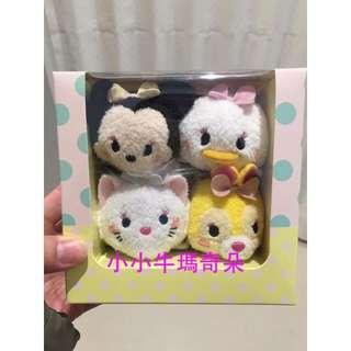 🚚 ~小小牛瑪奇朵~日本東京迪士尼原宿店第一代限定版TSUM TSUM S號玩偶