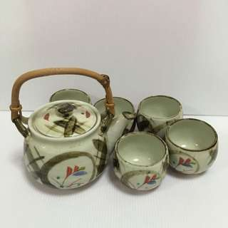 Brand new Japanese Teapot Set