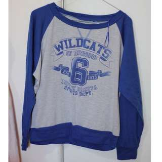 Wildcats Baseball Shirt