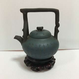 Vintage Chinese Tea Pot (RESERVED)