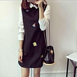 Cute Two piece Dress