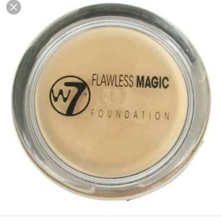 Looking For Magic Flawless Foundation By W7