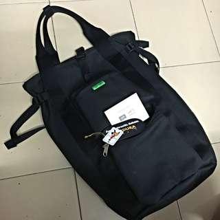 Porter Bag Backpack Blackbird