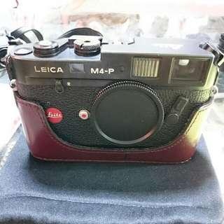Original Leica Leather Case For M3 M2 M4