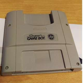 Super Gameboy Cartridge for Super Famicom ( Nintendo)