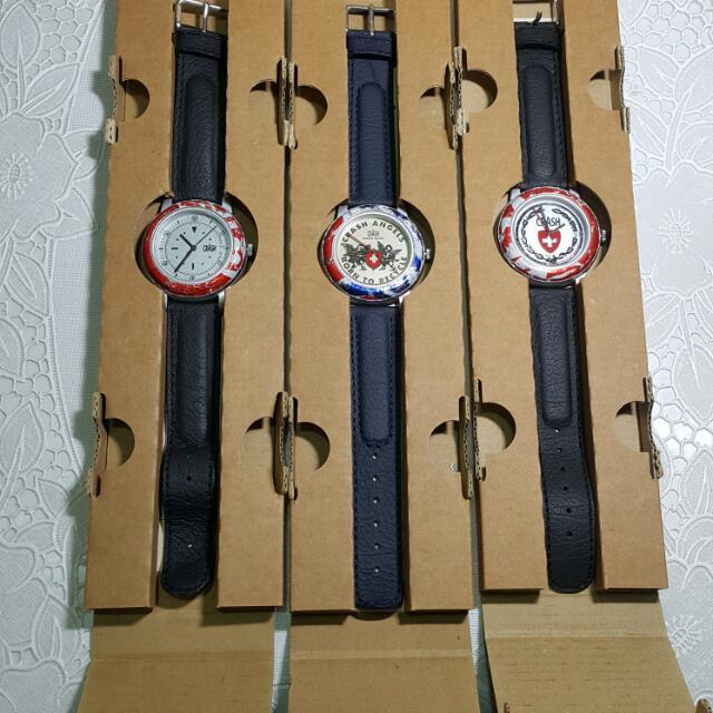 收藏*環保手錶3款