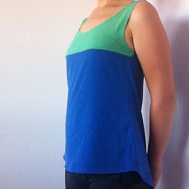 {8} Sleeveless Top by Valleygirl