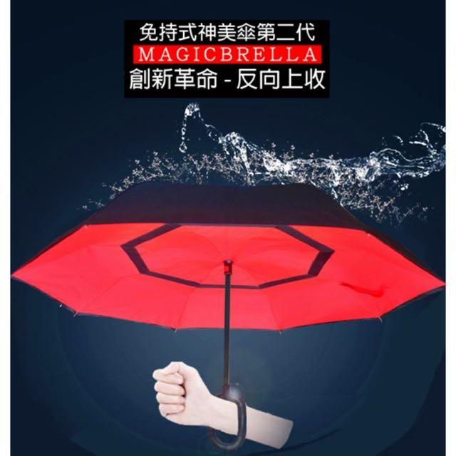 免持式神美傘第二代