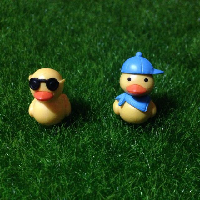 小鴨(一對)