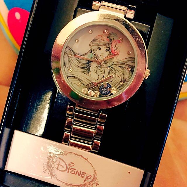 唯美小美人魚手錶