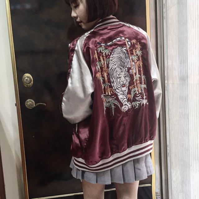❤️謝謝客人分享橫須賀刺繡外套❤️