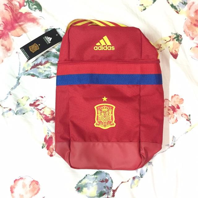 official photos 98f20 88cbb adidas Spain Shoe Bag, Sports on Carousell