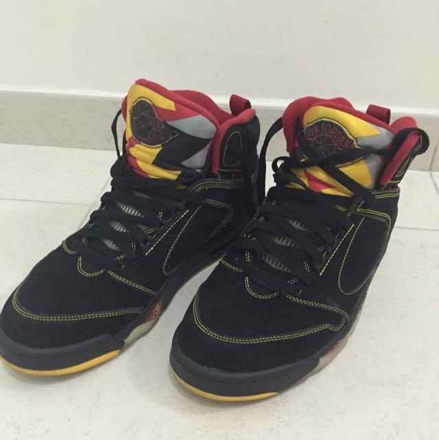 a8e4b03c75 Air Jordan Sixty Plus – Atlanta Hawks, Sports on Carousell