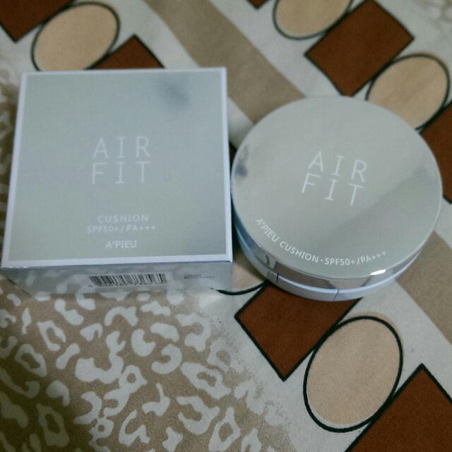 A'pieu Air Fit 氣墊粉底 No.13