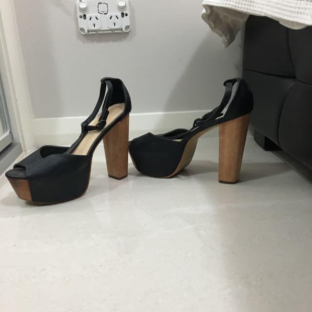 Bardot Heels