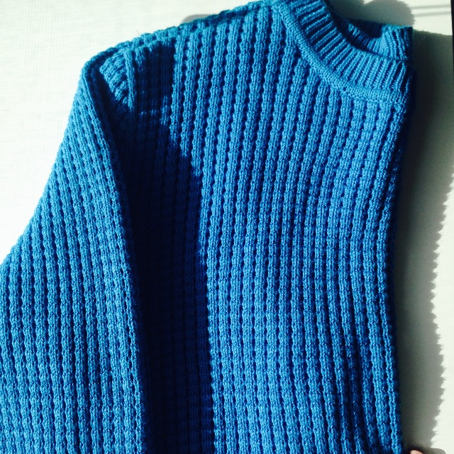 Blue Gorman Knit