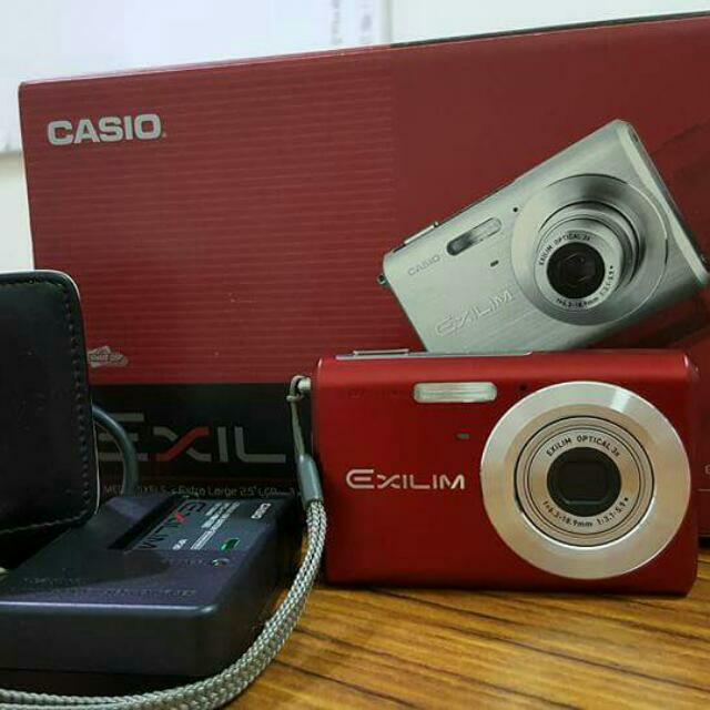 Casio EX-Z60 數位相機 (卡西歐公司貨)