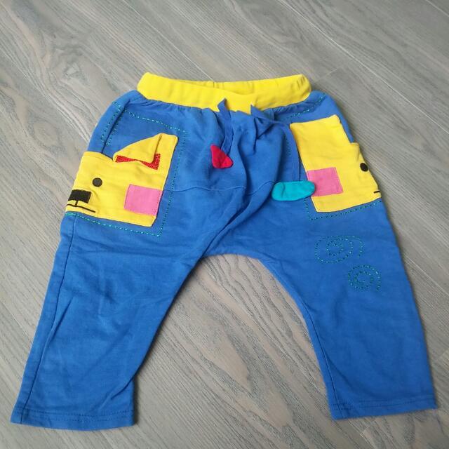 DoDoHouse 小童褲子